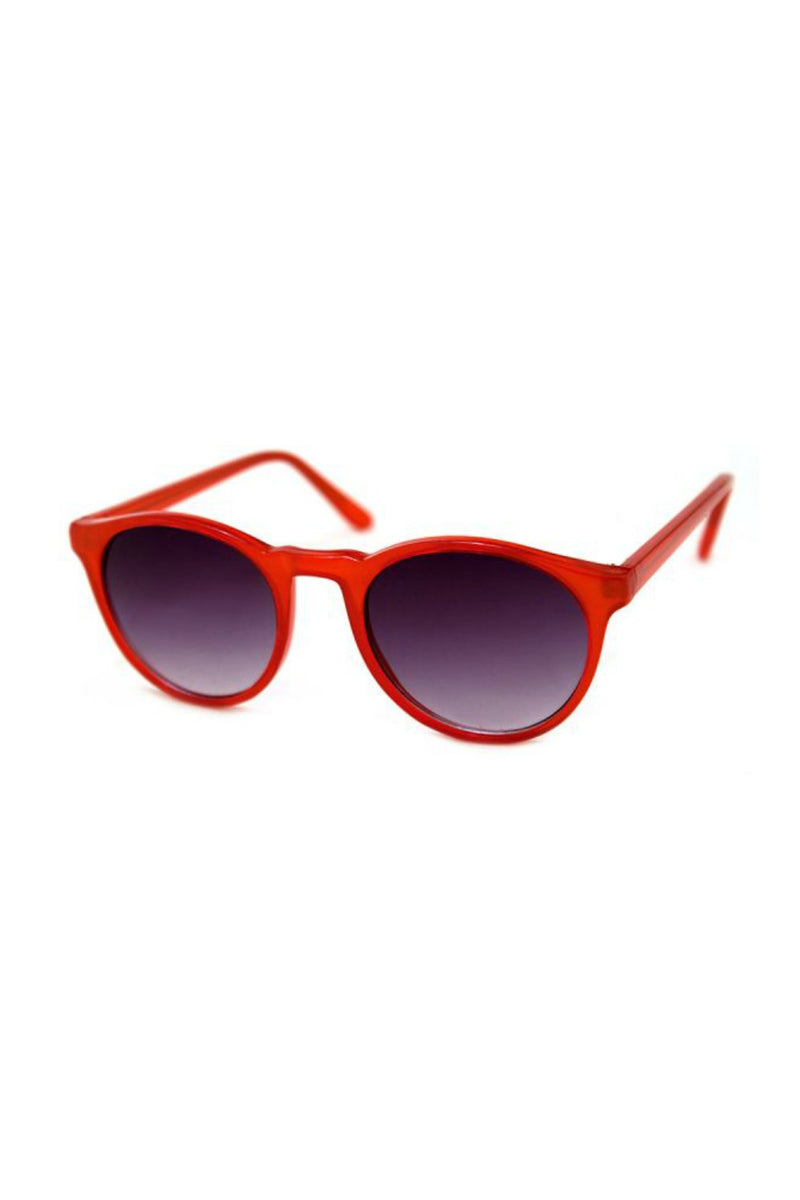 Grad School Sunnies - Red