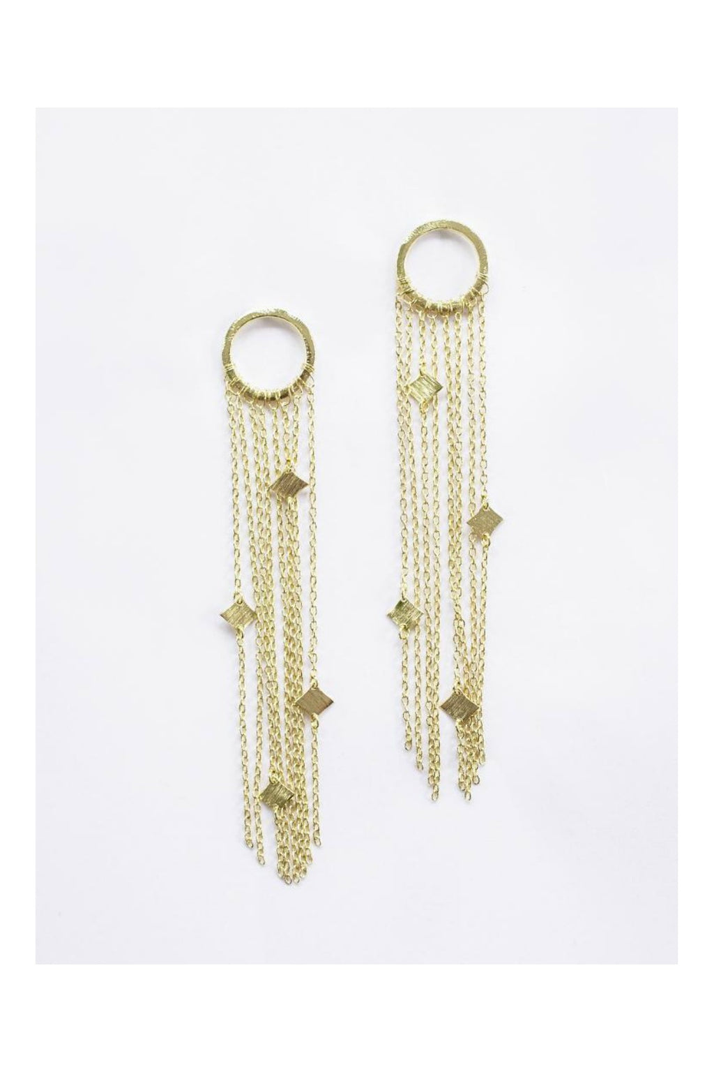Mata Traders Hannah Duster Earrings