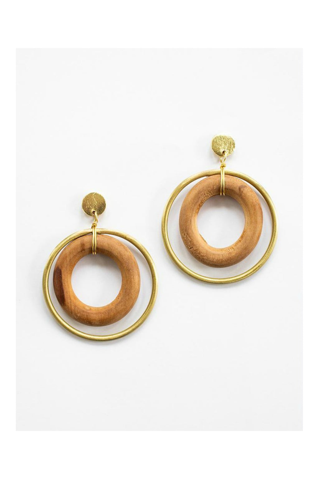 Mata Traders Harley Hoop Earrings