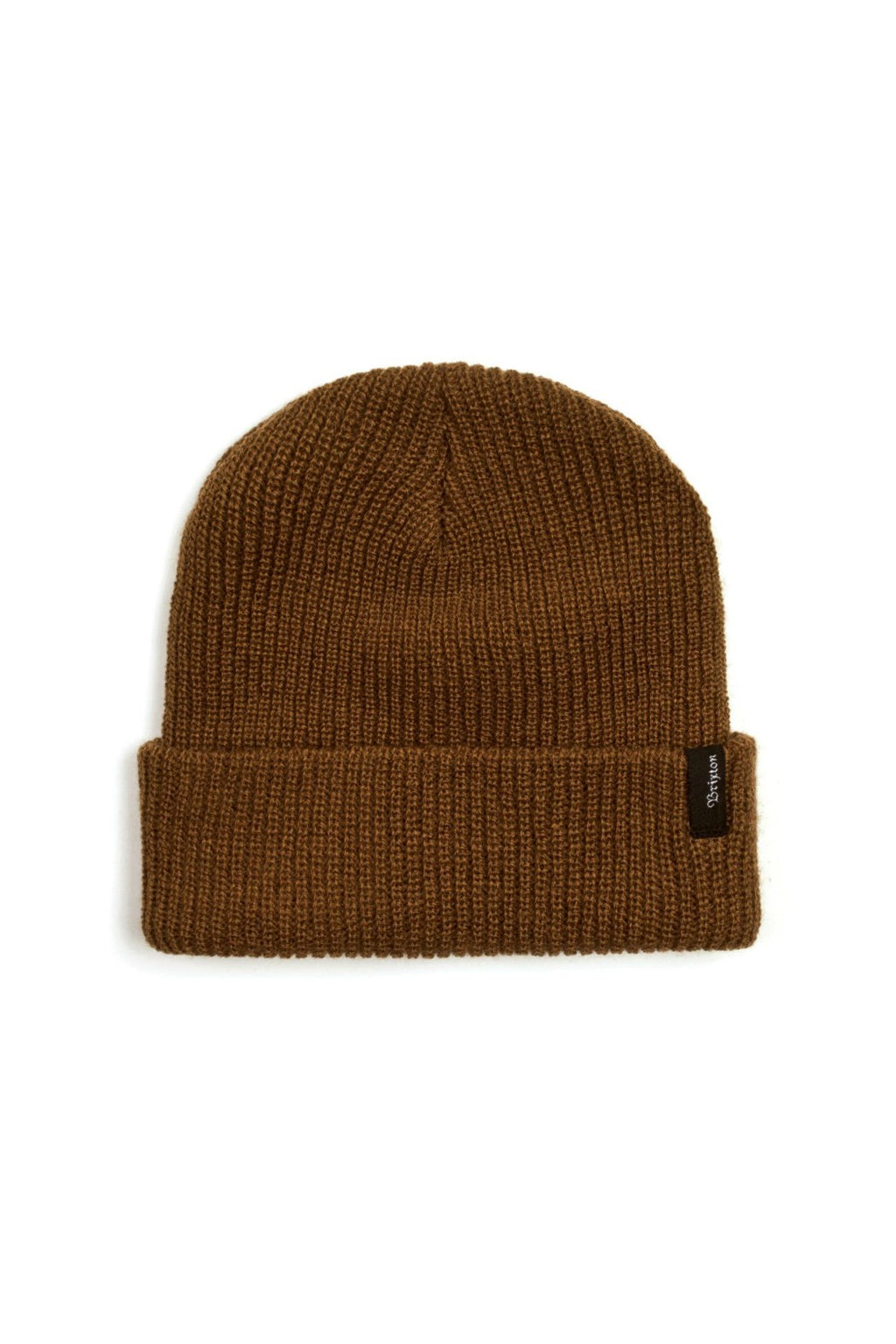 Brixton Heist Beanie in Coyote Brown