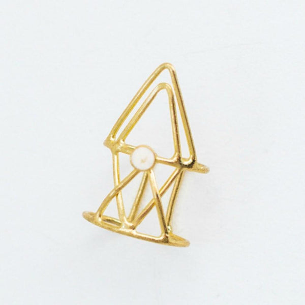 The Hex Triangle Ring