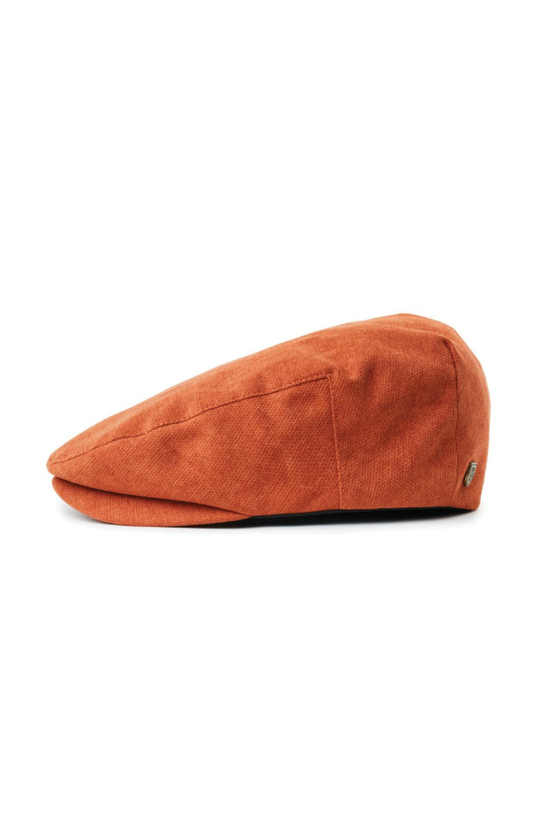 Brixton Women's Hooligan Snap Cap in Henna