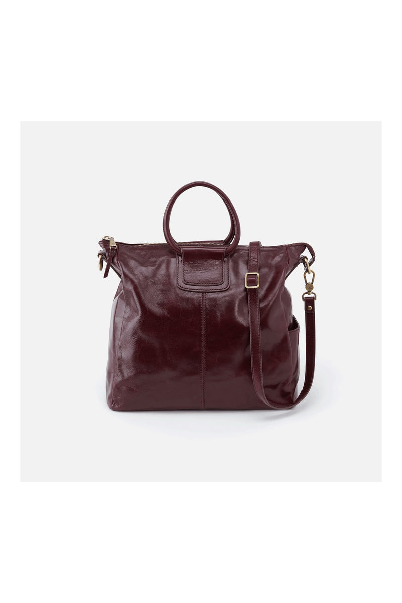 Hobo Sheila Travel Bag - Deep Plum