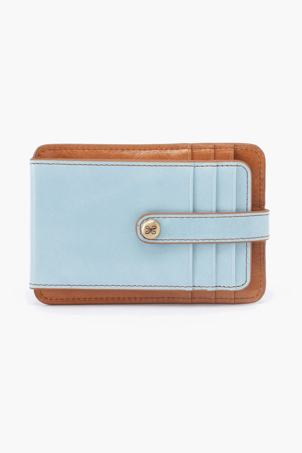 Hobo Access Wallet in Whisper Blue