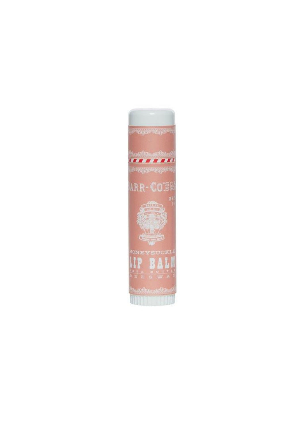 Barr-Co. Lip Balm - Honeysuckle