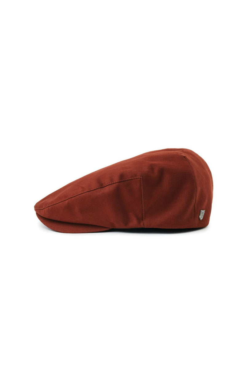 Brixton Hooligan Snap Cap in Henna
