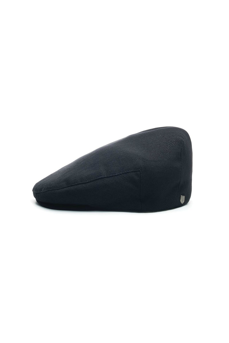 Brixton Hooligan Snap Cap in Black