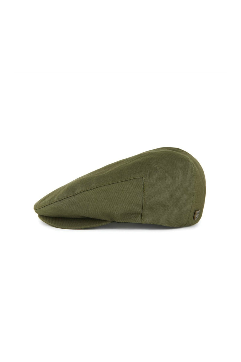 Brixton Hooligan Snap Cap in Olive Cord