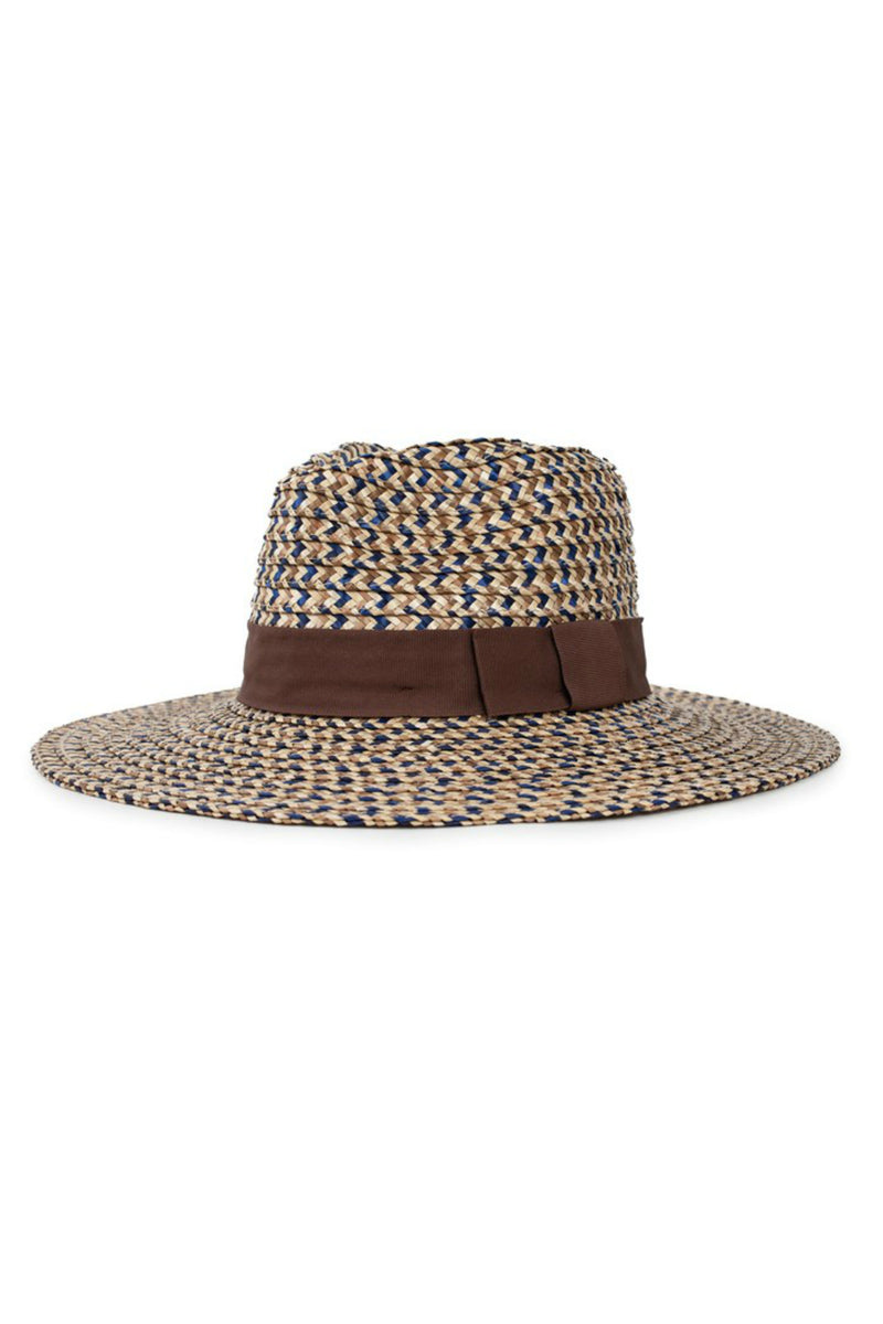 Brixton Joanna Hat in Brown