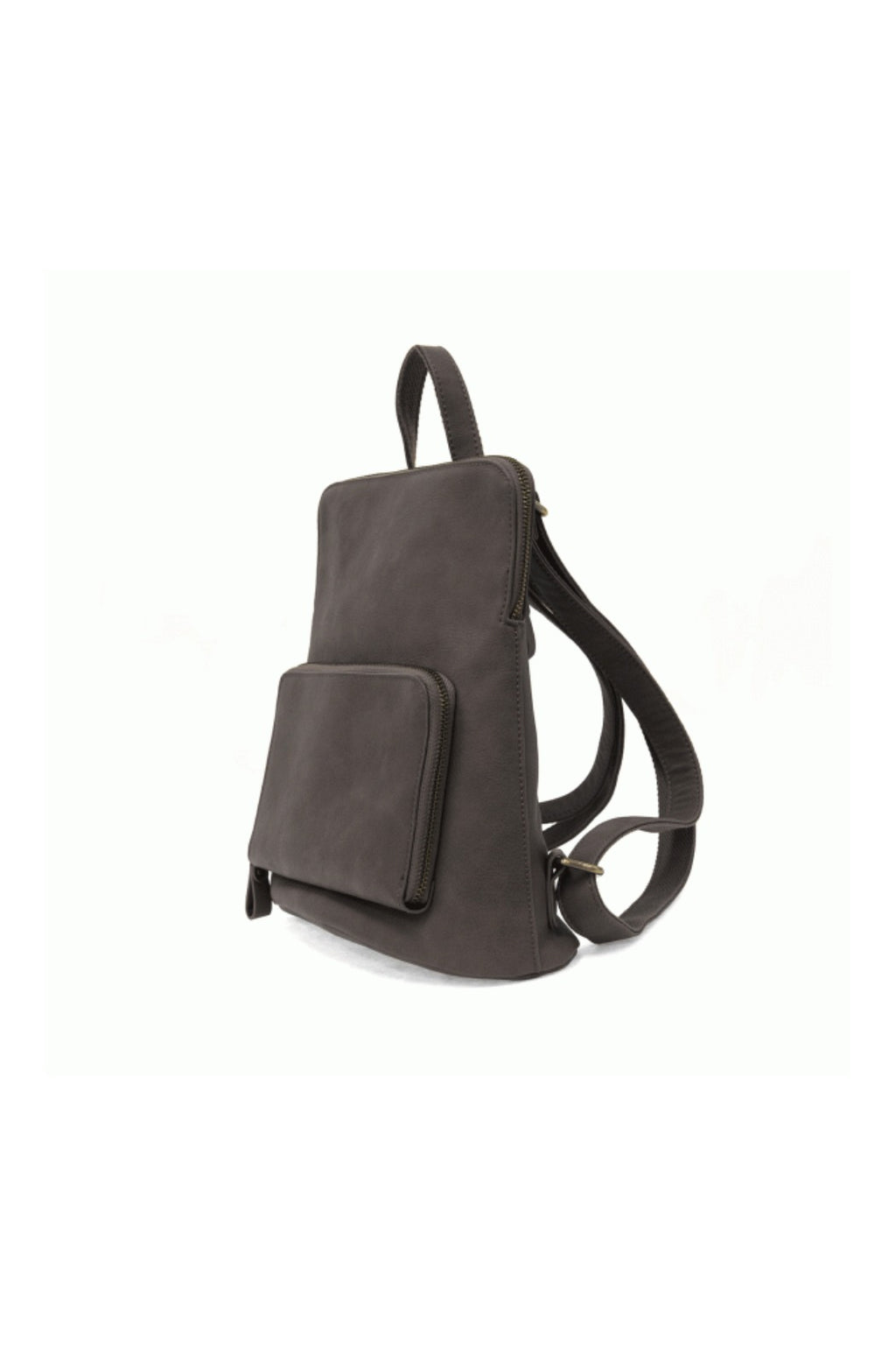 Joy Susan Julia Mini Backpack - Charcoal