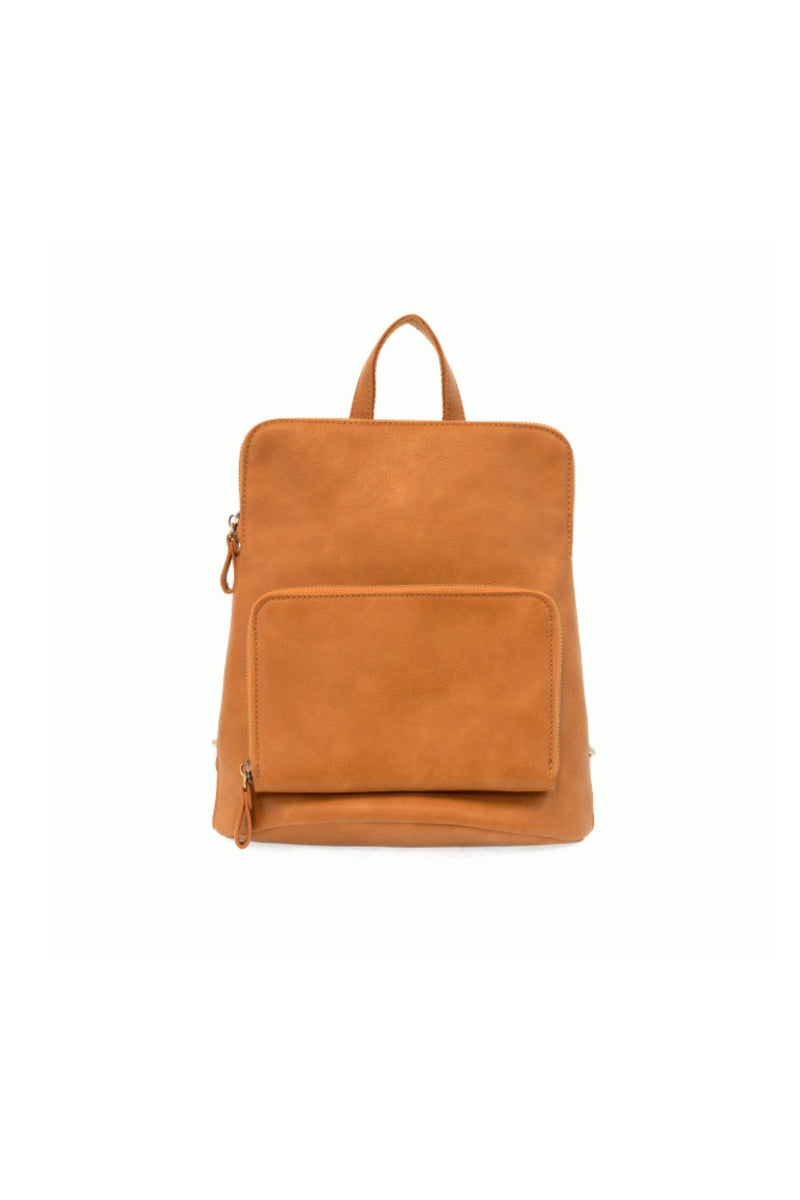 Julia Mini Backpack in Honey