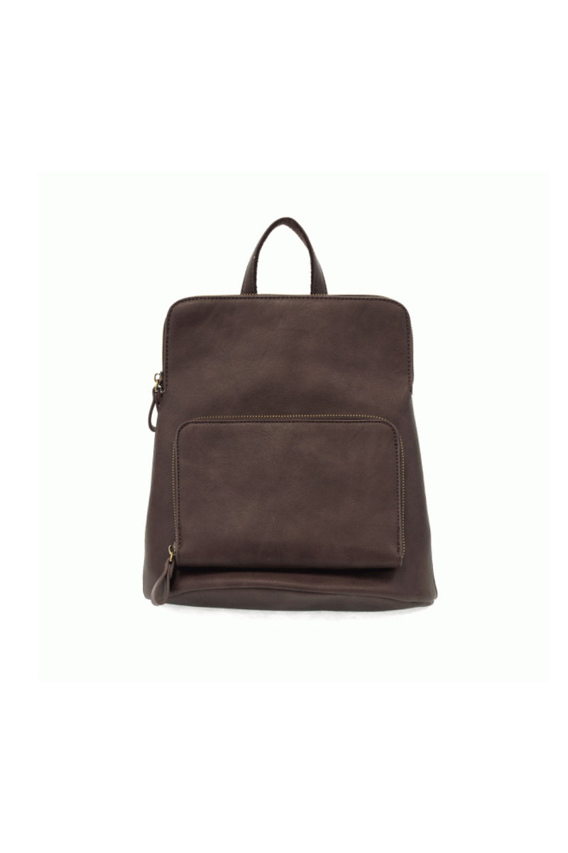 Joy Susan Julia Mini Backpack - Rich Mocha