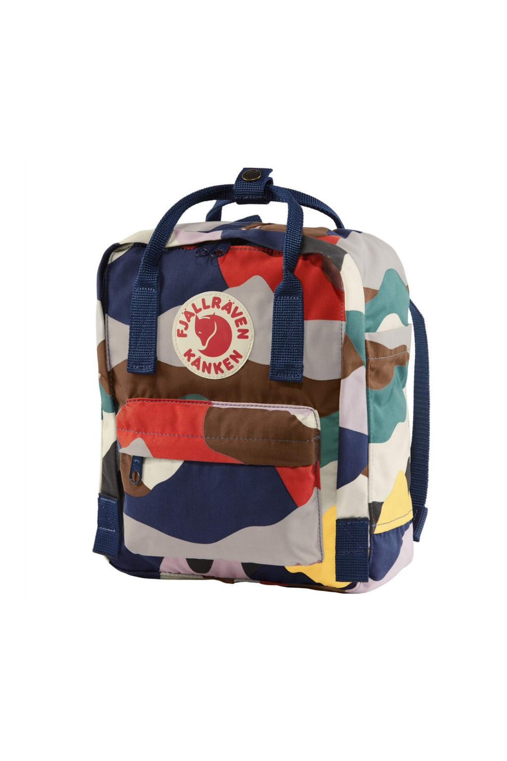 Fjällräven Kånken Mini Art Backpack - Summer Landscape