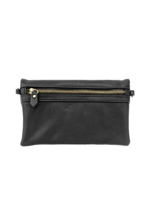 Joy Susan Kate Crossbody Clutch - Black