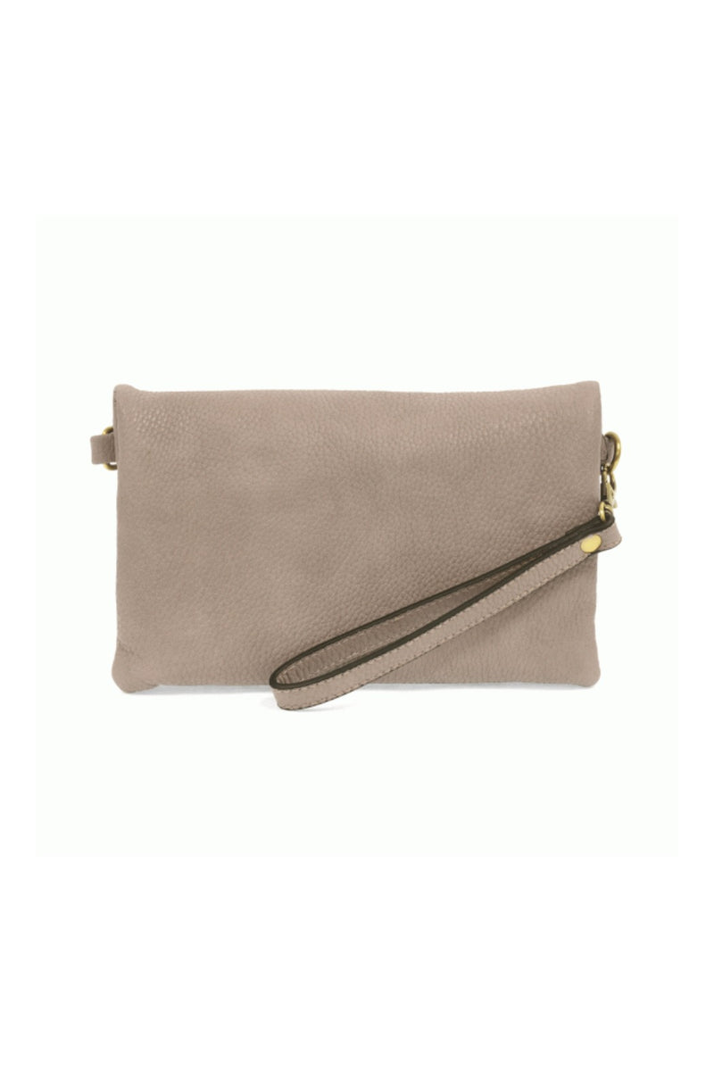 Joy Susan Kate Crossbody Clutch - Mystic Grey