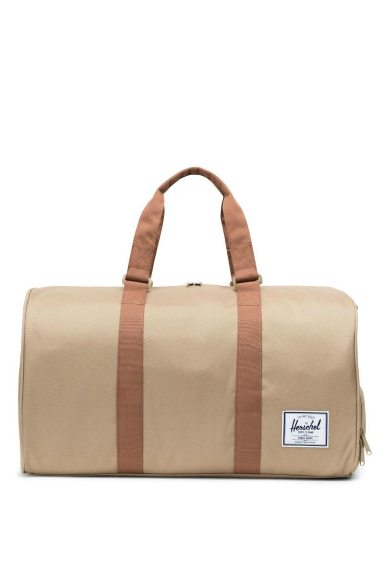 Herschel Supply Co. Novell 600D Duffle in Kelp/Saddle