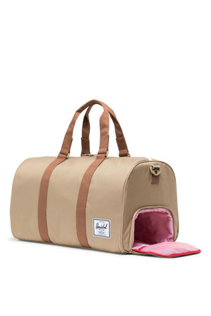 Herschel Supply Co. Novell Duffle - Kelp/Saddle