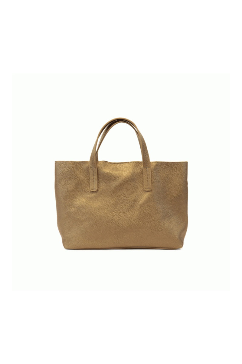 Joy Susan Kelsey Mini Tote - Dark Bronze