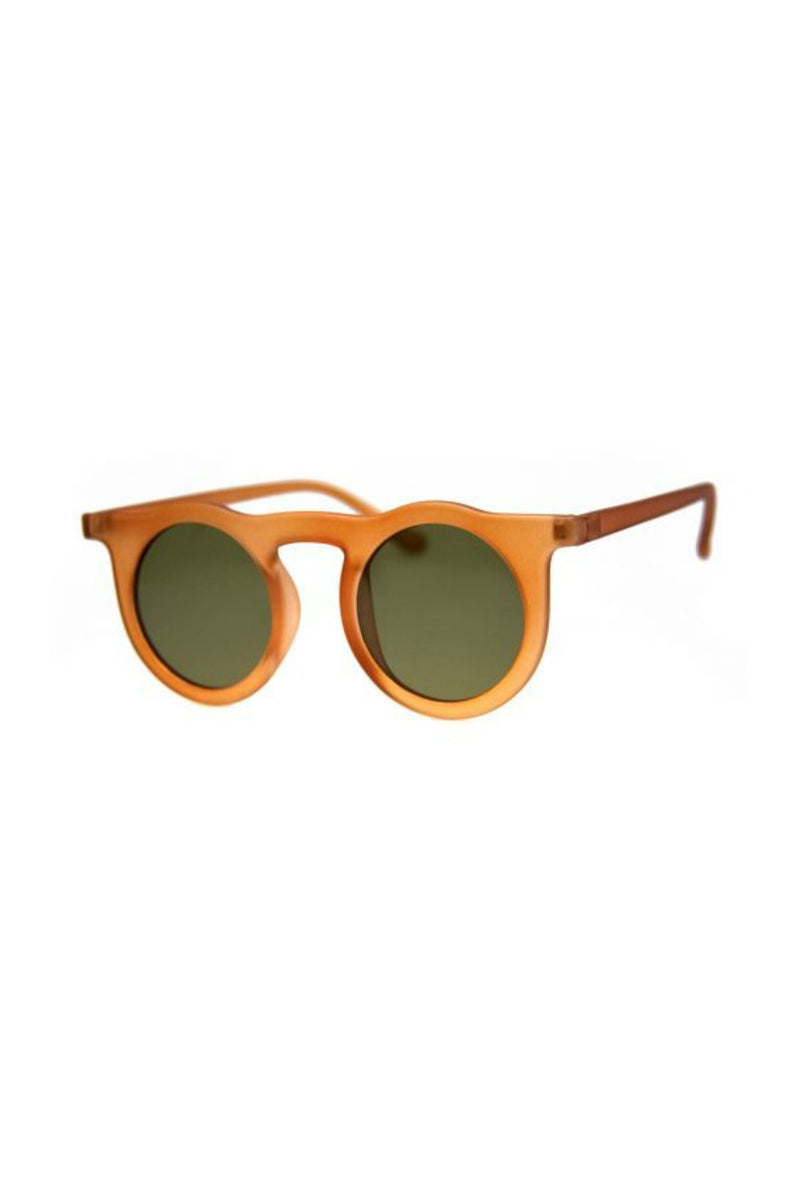 Keyhole Sunnies - Brown