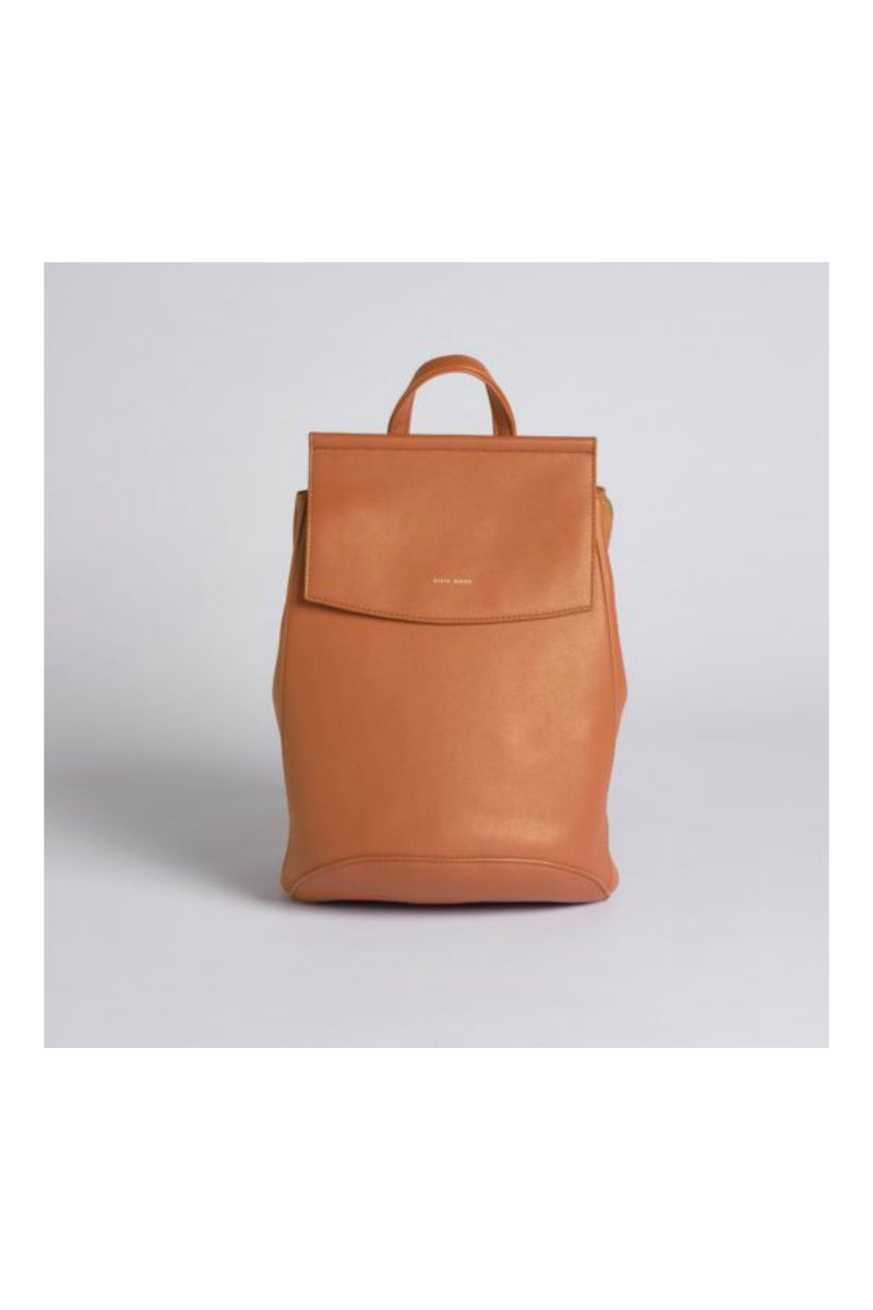 Pixie Mood Kim Backpack in Caramel