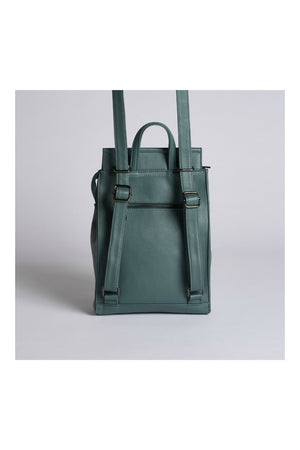 Pixie Mood Kim Backpack in Spruce Green