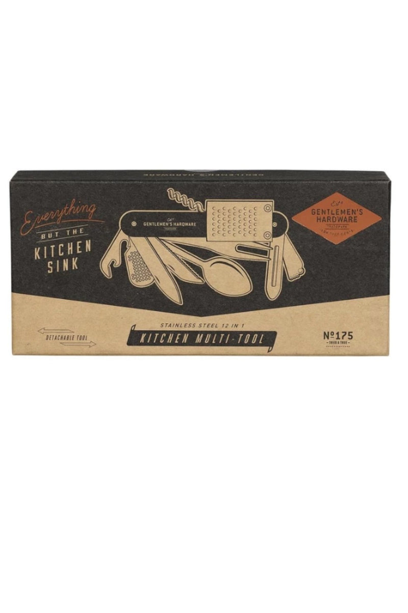 Gentlemen's Hardware Kitchen Multi Tool
