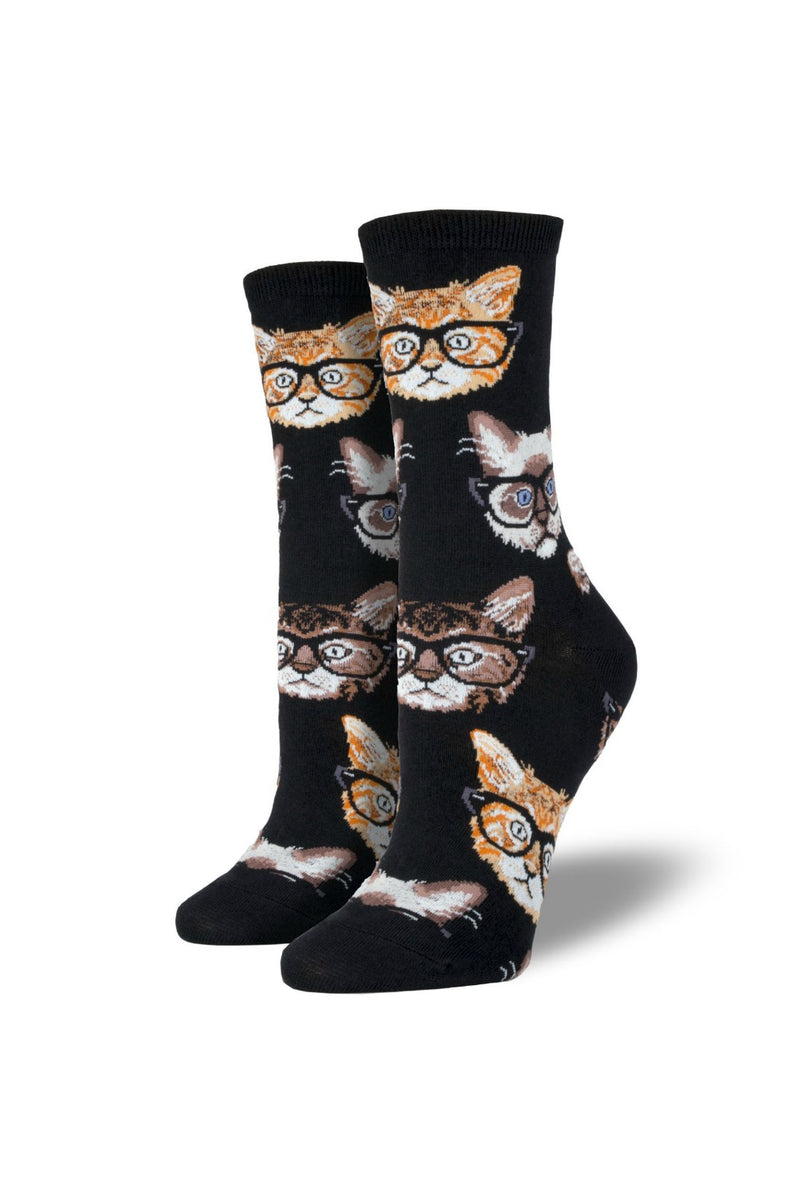 Socksmith Women's Kittenster Socks