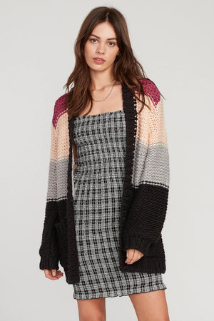 Volcom Knit List Cardigan