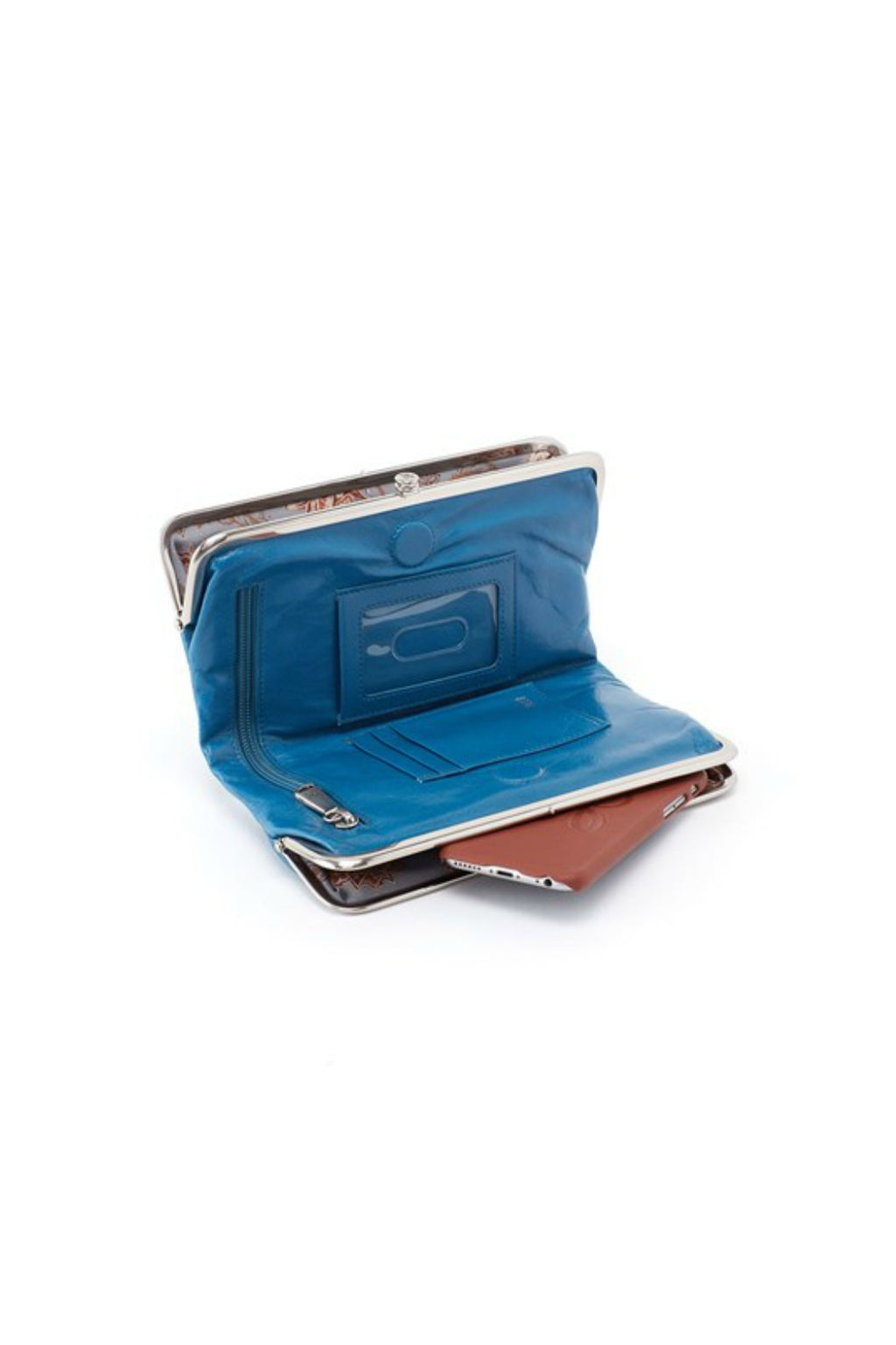 Hobo Lauren Wallet - Bayou
