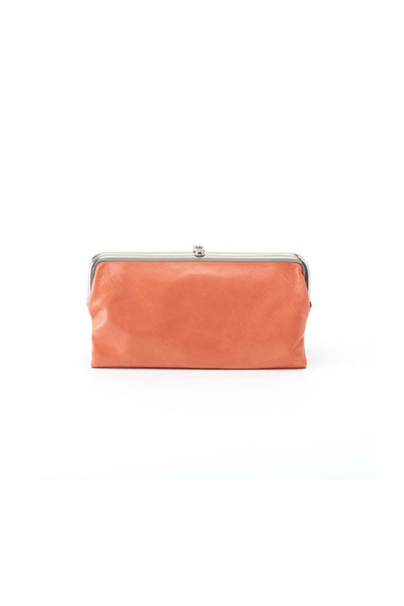 Hobo Lauren Wallet - Dusty Coral