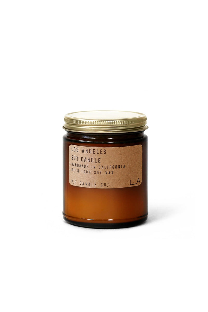 P. F. Candle Co. Mini Soy Candle - Los Angeles Limited Edition