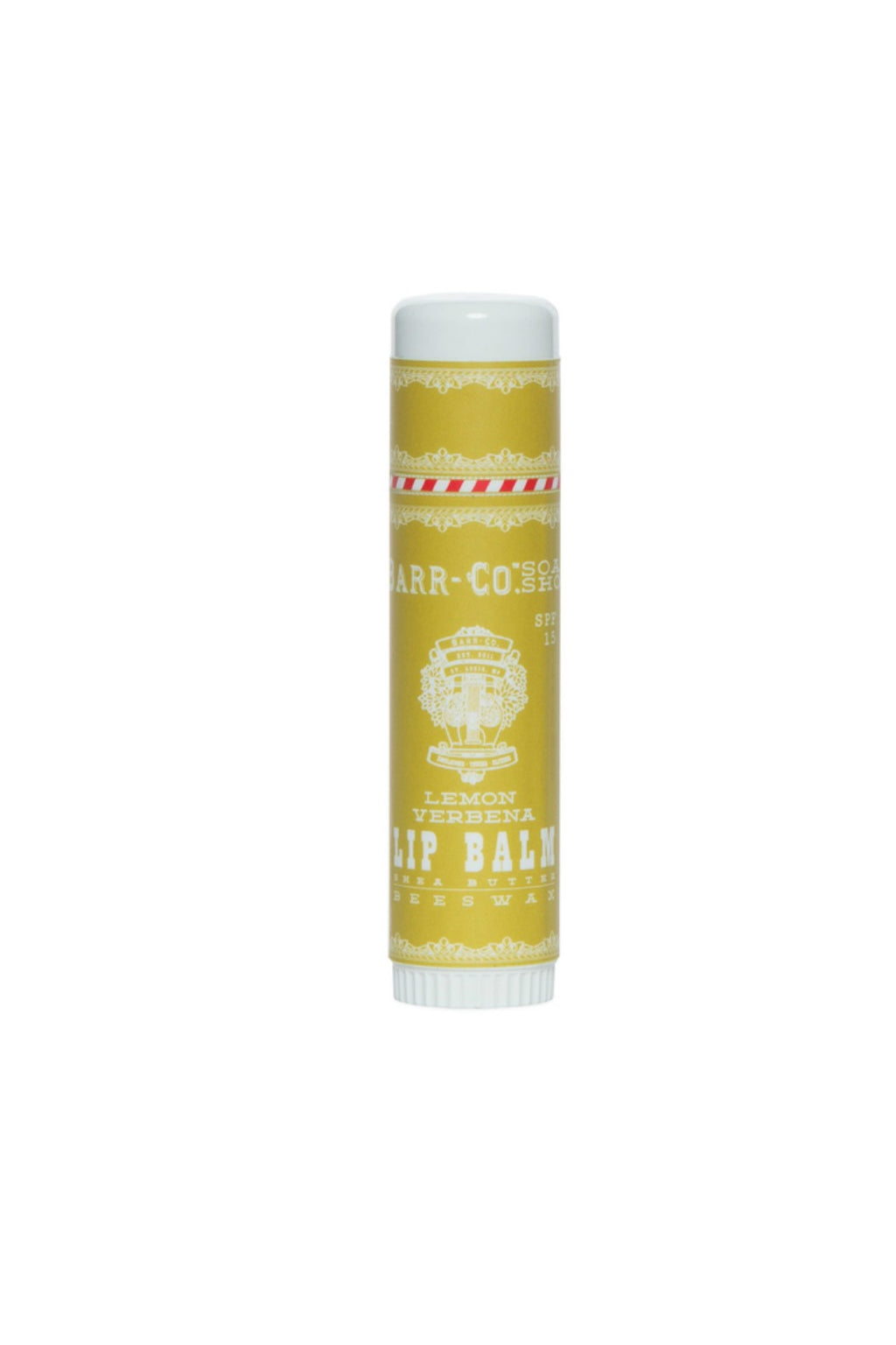 Barr-Co. Lip Balm - Lemon Verbena