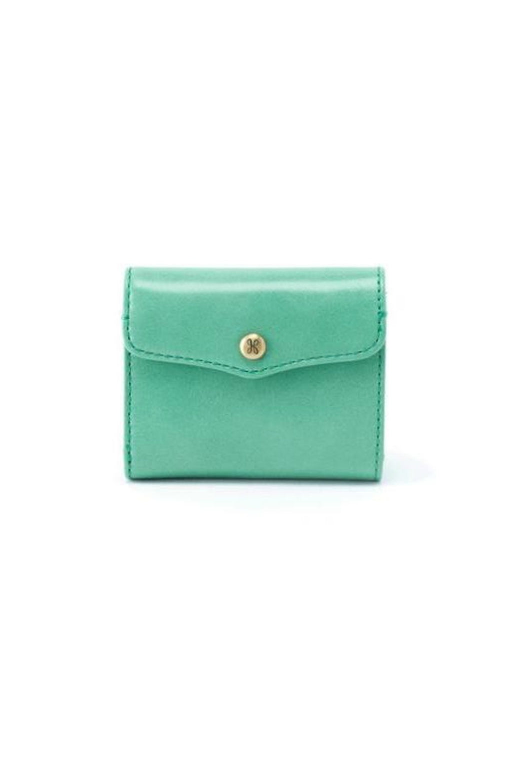 Hobo Luck Wallet in Mint