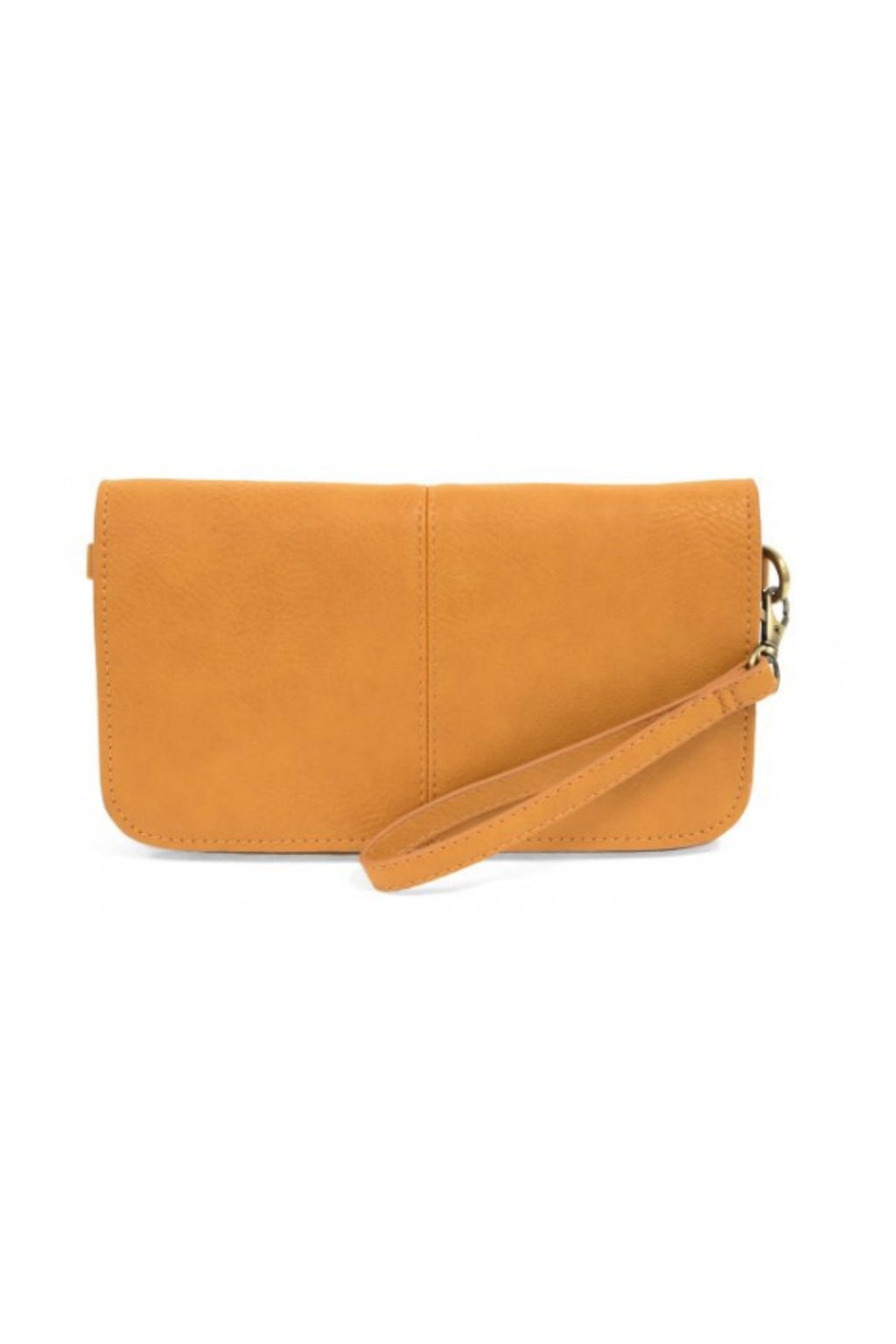 Joy Susan Mia Multi Pocket Crossbody - Amber