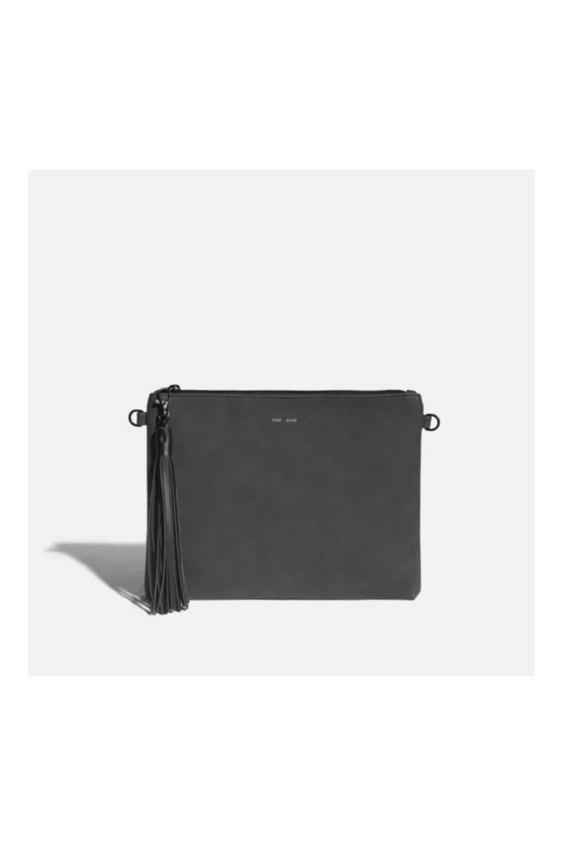 Pixie Mood Michelle Clutch - Black