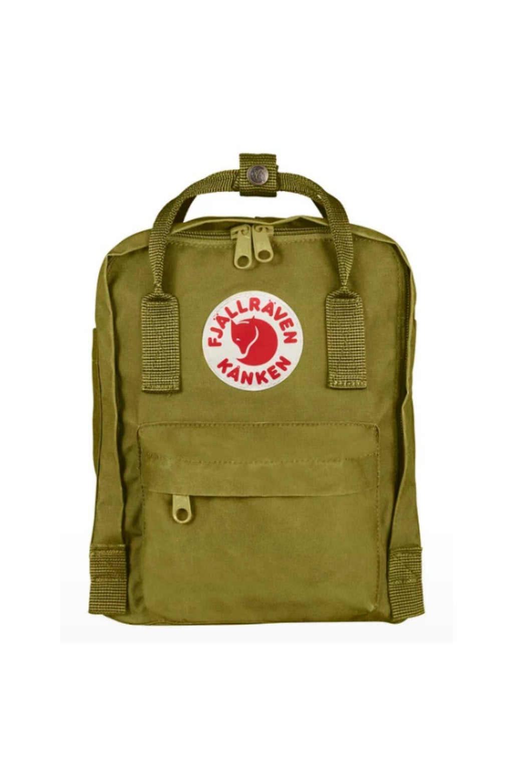 Fjällräven Kånken Mini Backpack - Guacamole