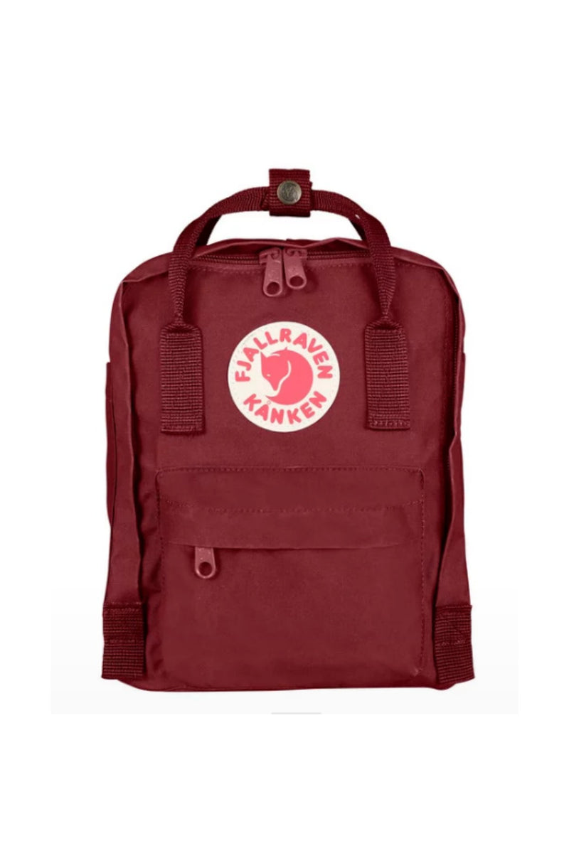 Fjällräven Kånken Mini Backpack - Ox Red