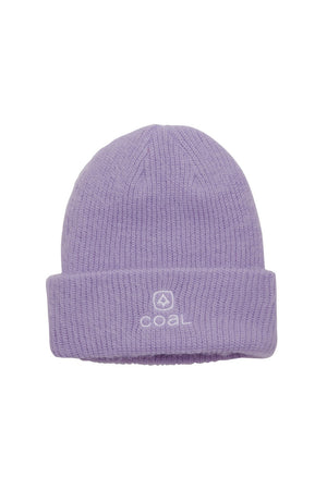 Coal Morgan Beanie - Lilac