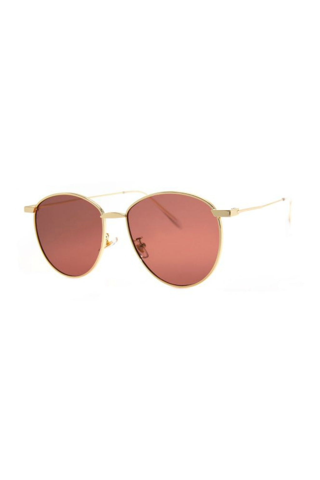 Mossad Sunnies - Gold/Rose
