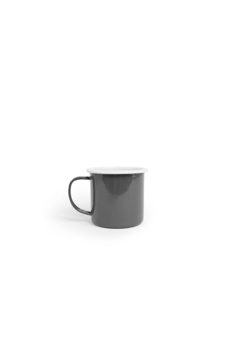 Crow Canyon Home Mug 12oz - Pacifica Grey