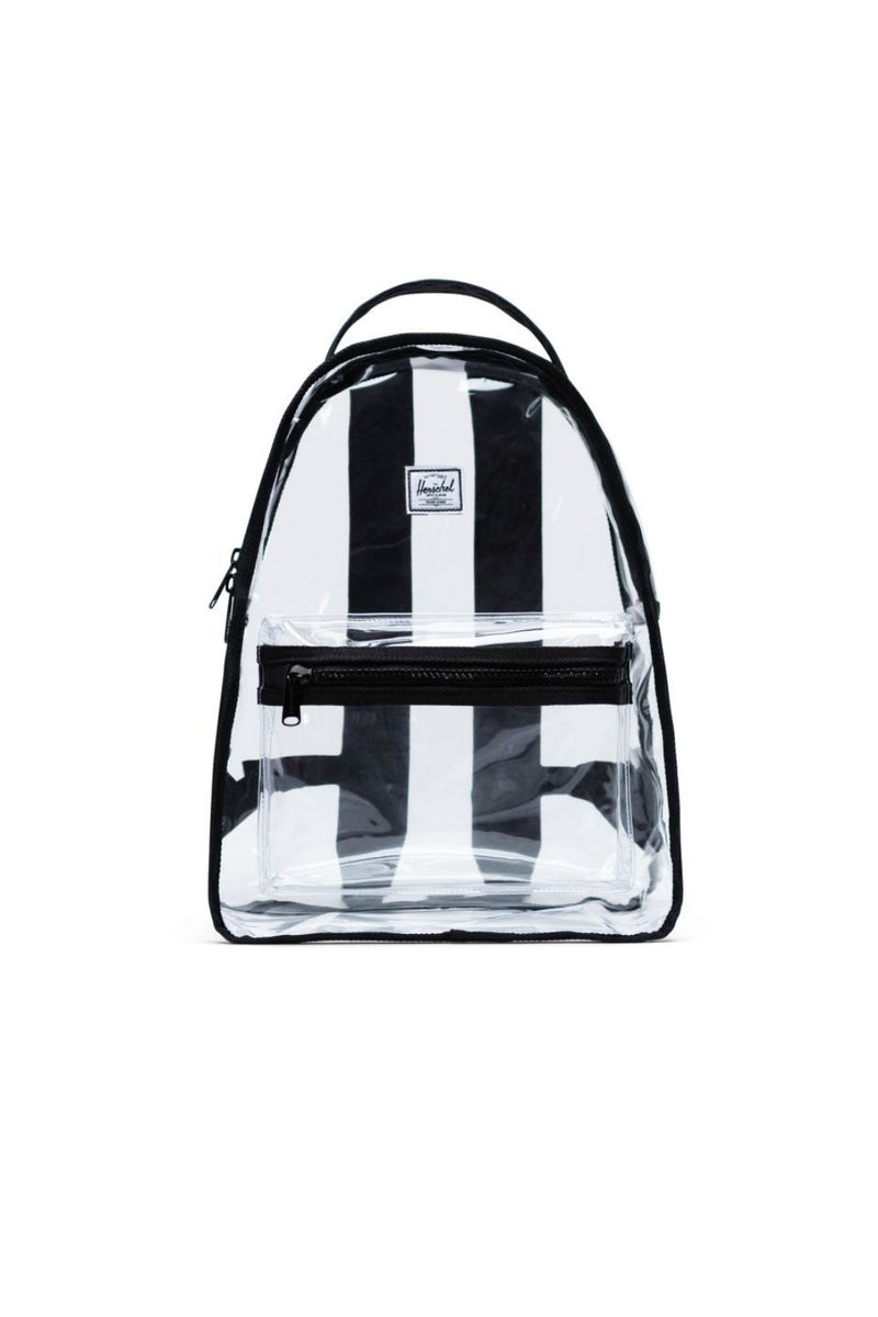 Herschel Supply Co. Nova Mid PVC Backpack - Black