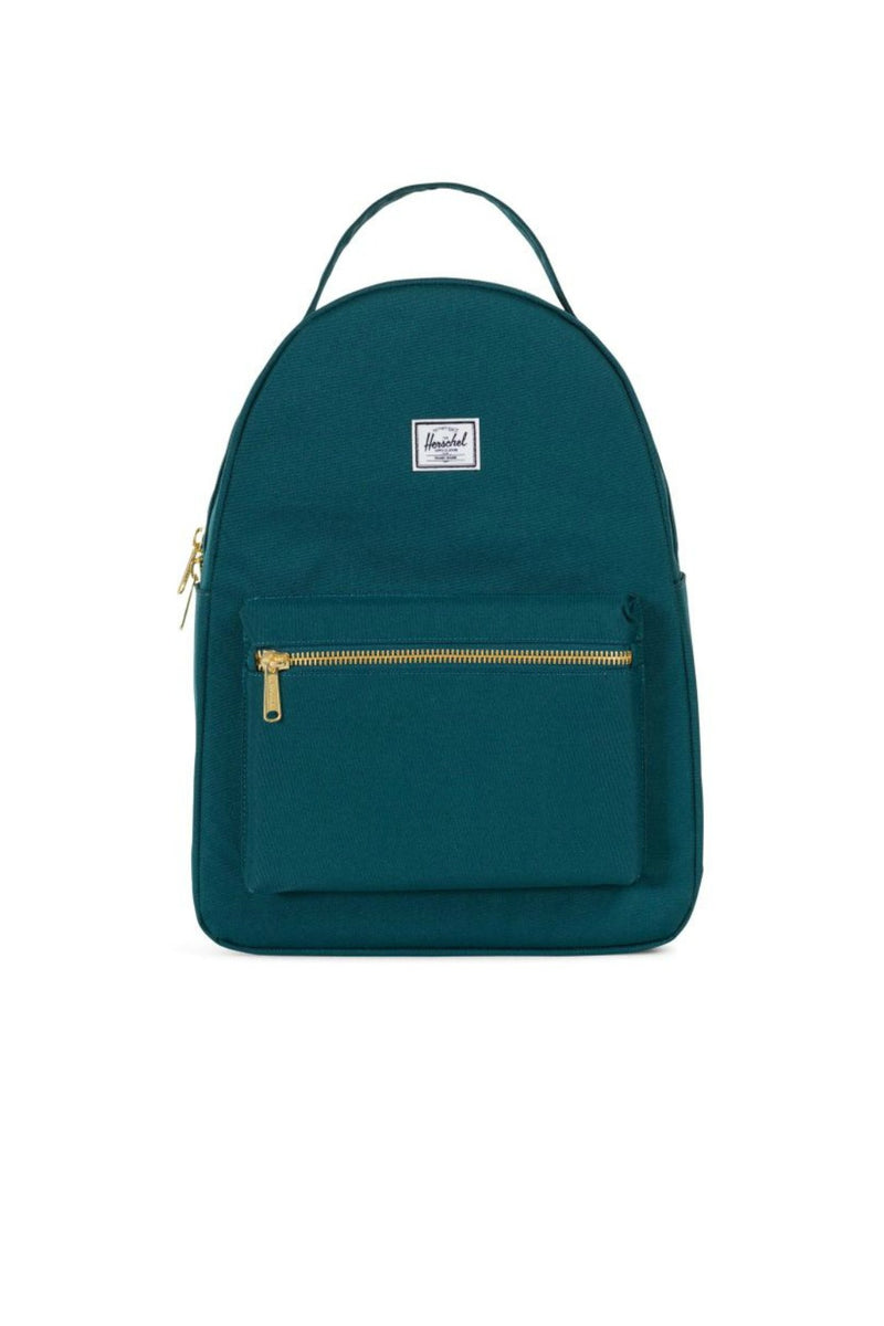Herschel Supply Co. Nova Mid 600D Backpack in Poly Deep Teal