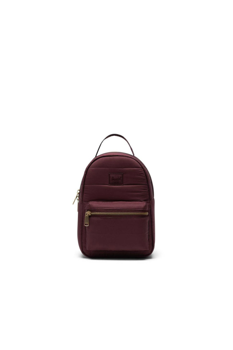 Herschel Supply Co. Quilted Nova Mini - Plum
