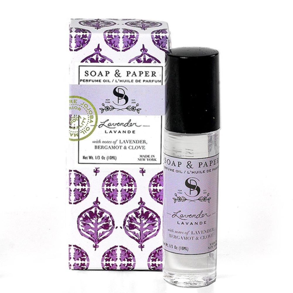 The Soap & Paper Factory Perfume Oil - Lavender