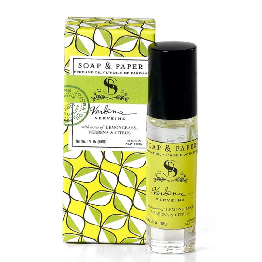 The Soap & Paper Factory Lemon Verbena Perfume Oil