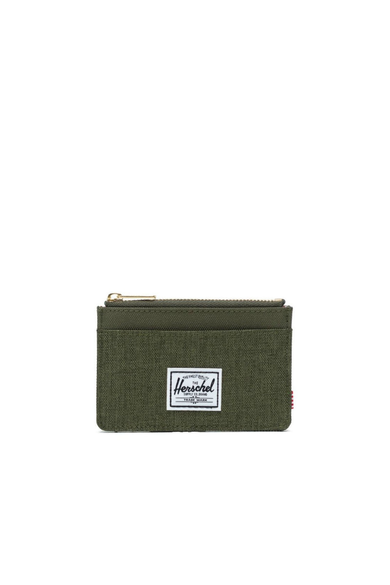 Herschel Supply Co. Oscar Wallet in Olive