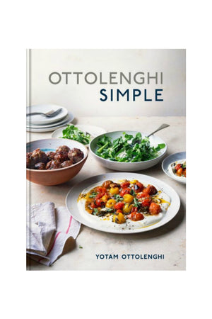 Random House Ottolenghi Simple: A Cookbook by Yotam Ottolenghi