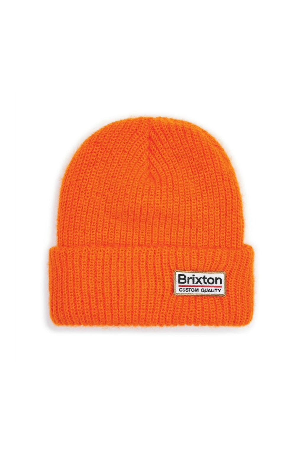 Brixton Palmer ll Beanie in Athletic Orange