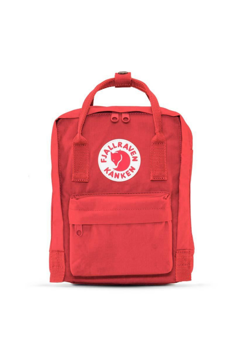 Fjällräven Kånken Mini Backpack in Peach Pink