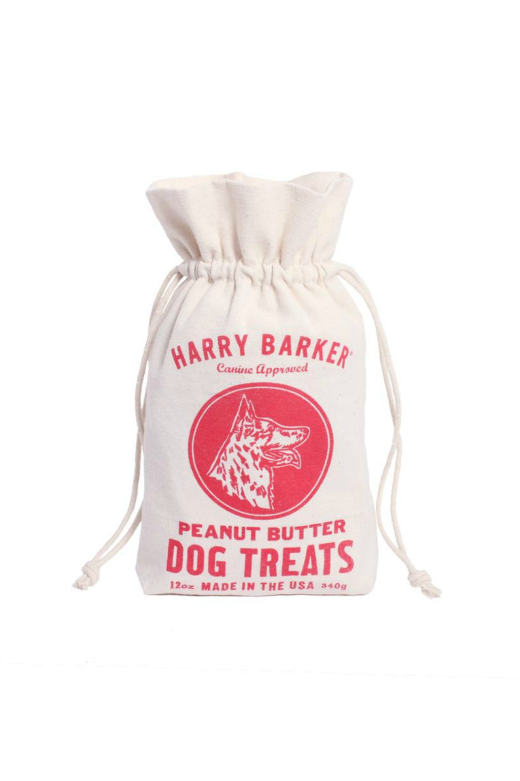 Harry Barker Camper Dog Peanut Butter Treats